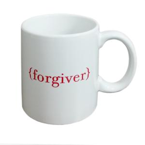 Forgiver Mug